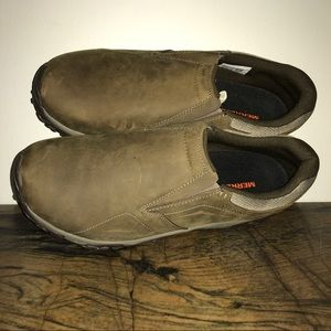 Merrell Moab Adventure Moccasins Men's 13 Wide